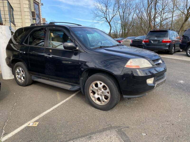 2001 Acura MDX for sale at 4 Below Auto Sales in Willow Grove PA