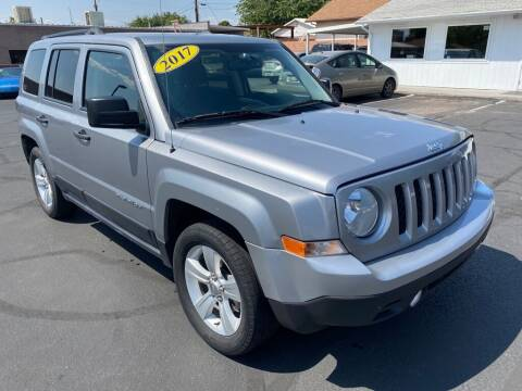 2017 Jeep Patriot for sale at Robert Judd Auto Sales in Washington UT