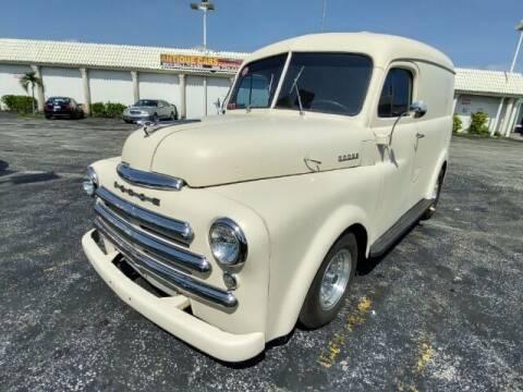 1948 Dodge Ram Van