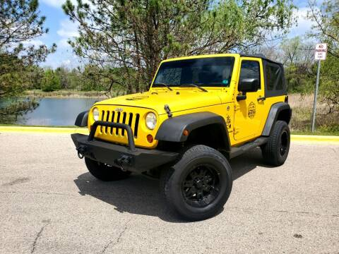 2008 Jeep Wrangler for sale at Excalibur Auto Sales in Palatine IL