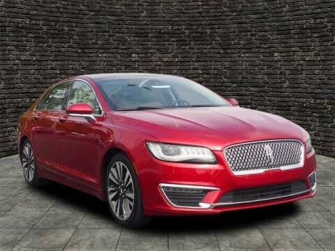 2017 Lincoln MKZ for sale at Ron's Automotive in Manchester MD