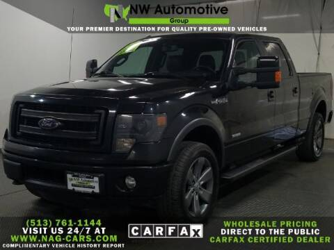 2014 Ford F-150 for sale at NW Automotive Group in Cincinnati OH