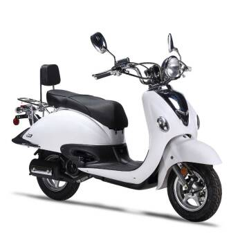 2021 ZHNG Wolf Brand Scooter for sale at Bollman Auto Center in Rock Falls IL