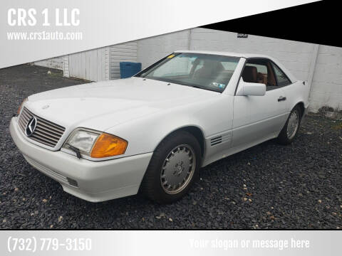 1992 Mercedes-Benz 500-Class for sale at CRS 1 LLC in Lakewood NJ