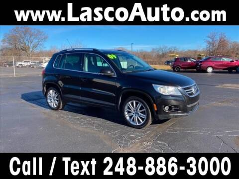 2009 Volkswagen Tiguan for sale at Lasco of Waterford in Waterford MI