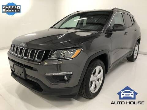 2018 Jeep Compass for sale at Auto House Phoenix in Peoria AZ