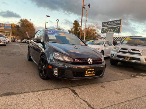2011 Volkswagen GTI for sale at Save Auto Sales in Sacramento CA