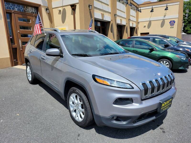 2014 Jeep Cherokee for sale at ACS Preowned Auto in Lansdowne PA
