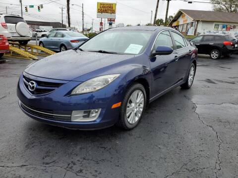 2010 Mazda MAZDA6 for sale at Rucker's Auto Sales Inc. in Nashville TN