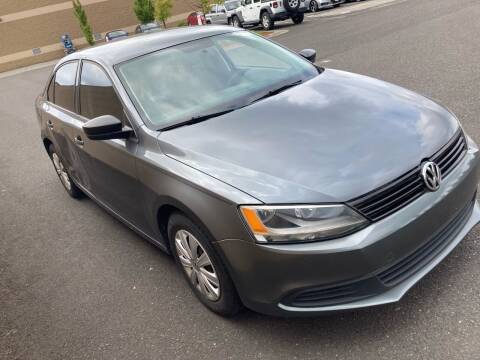 2013 Volkswagen Jetta for sale at Blue Line Auto Group in Portland OR