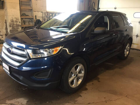2017 Ford Edge for sale at Flambeau Auto Expo in Ladysmith WI