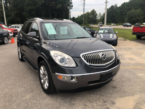 2011 Buick Enclave for sale at Galaxy Auto Sale in Fuquay Varina NC