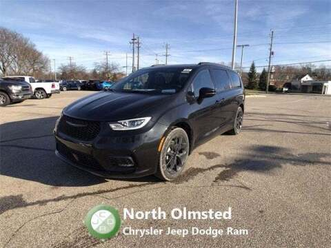 2021 Chrysler Pacifica for sale at North Olmsted Chrysler Jeep Dodge Ram in North Olmsted OH