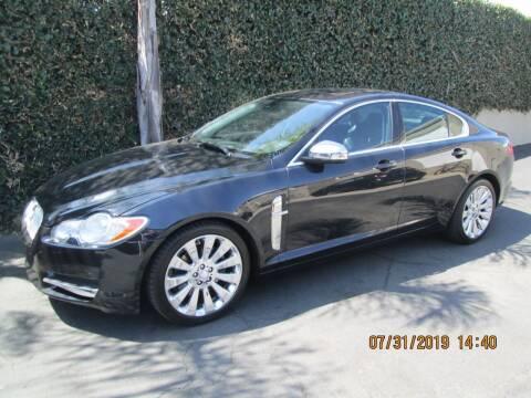 2009 Jaguar XF for sale at Elite Dealer Sales in Costa Mesa CA