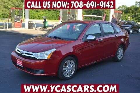 2010 Ford Focus for sale at Your Choice Autos - Crestwood in Crestwood IL