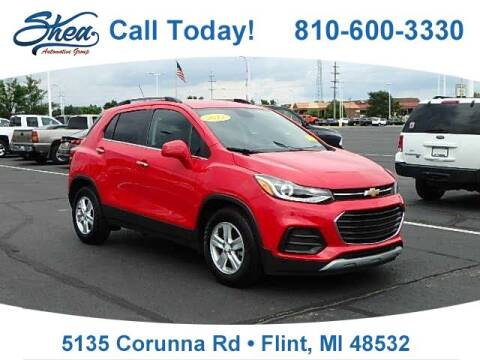 2017 Chevrolet Trax for sale at Jamie Sells Cars 810 in Flint MI