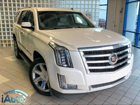 2015 Cadillac Escalade for sale at iAuto in Cincinnati OH