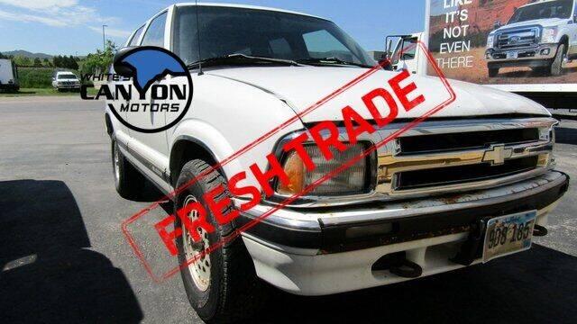 1996 Chevrolet Blazer for sale in Spearfish, SD