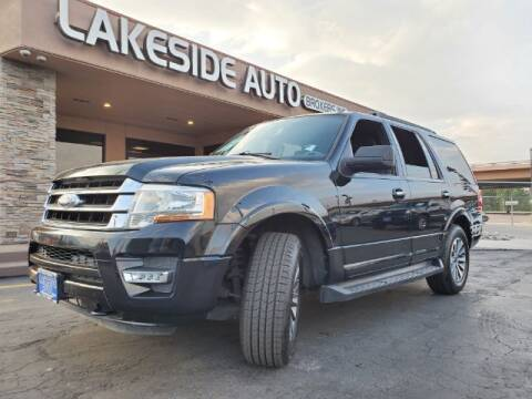 2016 Ford Expedition for sale at Lakeside Auto Brokers in Colorado Springs CO