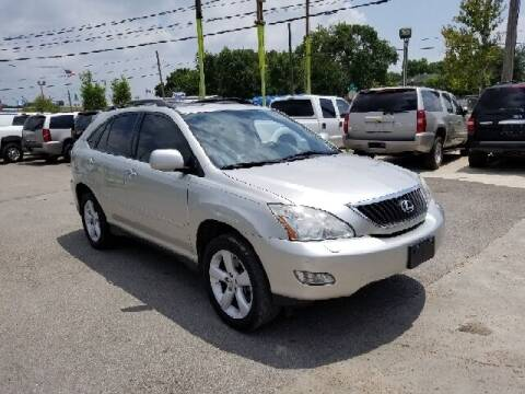 2008 Lexus RX 350 for sale at RODRIGUEZ MOTORS CO. in Houston TX