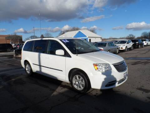 2012 Chrysler Town and Country for sale at America Auto Inc in South Sioux City NE