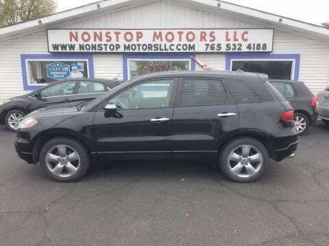 2007 Acura RDX for sale at Nonstop Motors in Indianapolis IN