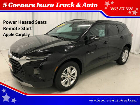 2019 Chevrolet Blazer for sale at 5 Corners Isuzu Truck & Auto in Cedarburg WI