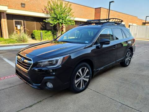 2018 Subaru Outback for sale at DFW Autohaus in Dallas TX