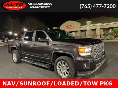 2015 GMC Sierra 1500 for sale at Auto Express in Lafayette IN