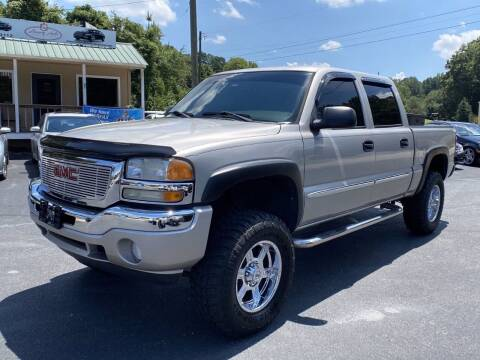 2006 GMC Sierra 1500 for sale at Luxury Auto Innovations in Flowery Branch GA