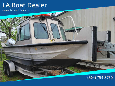 2017 Scully 27 for sale at LA Boat Dealer - Sport Boats in Metairie LA