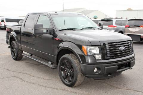 2012 Ford F-150 for sale at New Mobility Solutions in Jackson MI