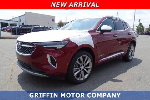 2021 Buick Envision for sale at Griffin Buick GMC in Monroe NC