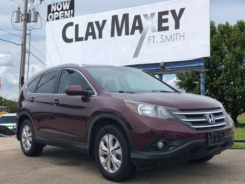 2014 Honda CR-V for sale at Clay Maxey Fort Smith in Fort Smith AR