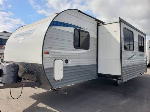 2018 Gulf Stream Conquest 268BH  for sale at Ultimate RV in White Settlement TX