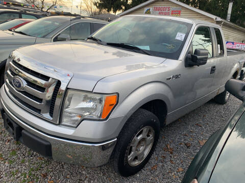 2010 Ford F-150 for sale at Trocci's Auto Sales in West Pittsburg PA