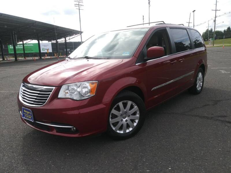 2016 Chrysler Town and Country for sale at Nerger's Auto Express in Bound Brook NJ