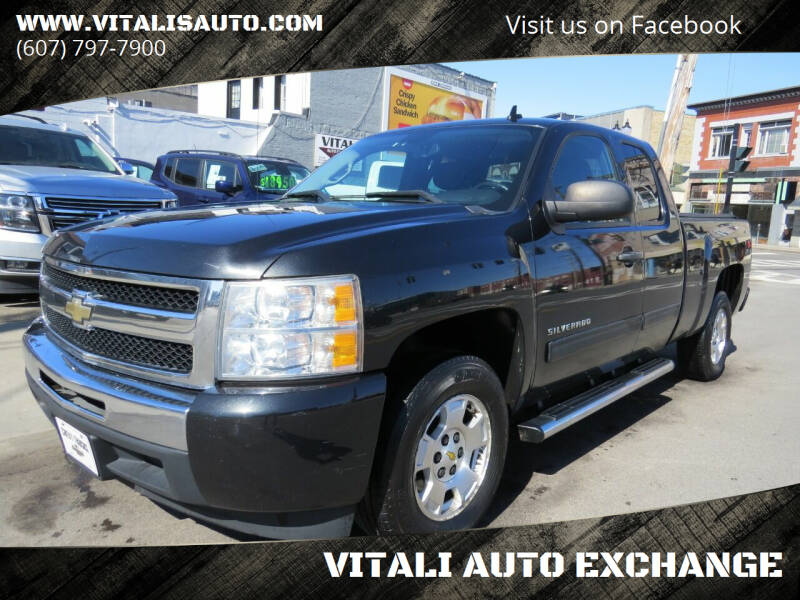 2010 Chevrolet Silverado 1500 for sale at VITALI AUTO EXCHANGE in Johnson City NY