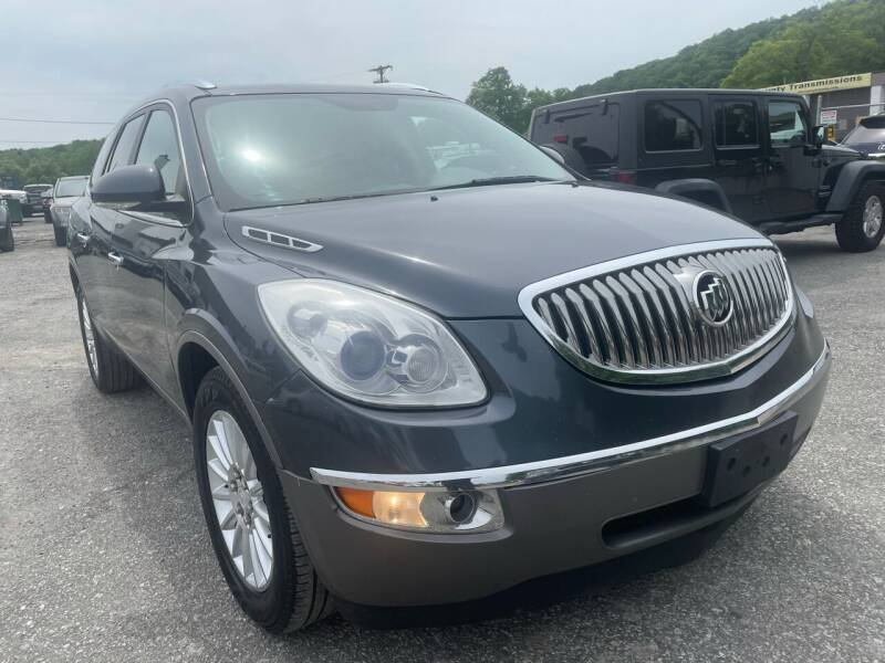 2011 Buick Enclave for sale at Ron Motor Inc. in Wantage NJ