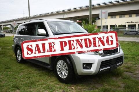 2019 Nissan Armada for sale at STS Automotive - Miami, FL in Miami FL