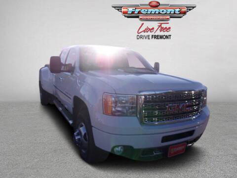 2014 GMC Sierra 3500HD for sale at Rocky Mountain Commercial Trucks in Casper WY