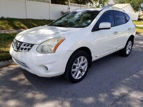 2011 Nissan Rogue for sale at Low Price Auto Sales LLC in Palm Harbor FL