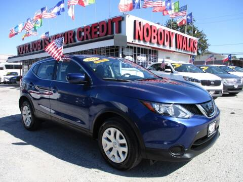 2019 Nissan Rogue Sport for sale at Giant Auto Mart 2 in Houston TX