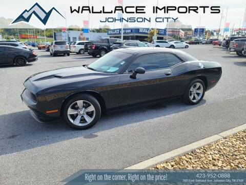 2017 Dodge Challenger for sale at WALLACE IMPORTS OF JOHNSON CITY in Johnson City TN