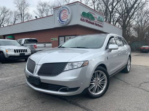 2013 Lincoln MKT for sale at GMA Automotive Wholesale in Toledo OH