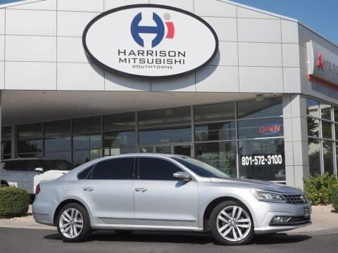 2016 Volkswagen Passat for sale at Harrison Imports in Sandy UT