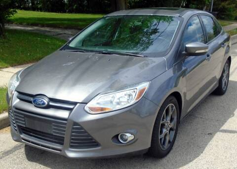 2013 Ford Focus for sale at Waukeshas Best Used Cars in Waukesha WI