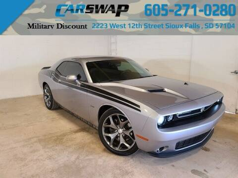 2015 Dodge Challenger for sale at CarSwap in Sioux Falls SD