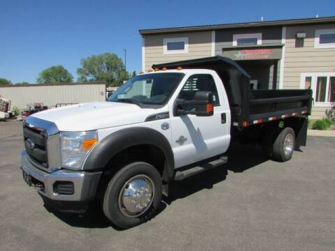 2015 Ford F-550 Super Duty for sale at NorthStar Truck Sales in St Cloud MN