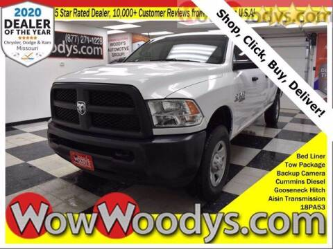 2018 RAM Ram Pickup 3500 for sale at WOODY'S AUTOMOTIVE GROUP in Chillicothe MO